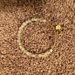 Various Alex & Ani bracelets